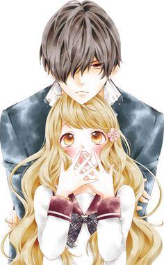 はにかむハニー Anime Couples, Cute Couples, Manhwa, Fantasy Couples, Manga Anime Girl, Manga Couple, Manga Covers, Drama, Anime Love