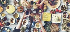 If you own a food-focused #smallbiz, here are some trends you should pay attention to. #food #fridayfeeling