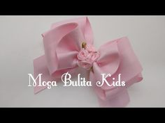 Laço Mania - Free Online Videos Best Movies TV shows - Faceclips Diy Bow, Diy Hair Bows, Hair Bow Tutorial, Boutique Bows, Free Hair, Buy Shoes, Ribbon Bows, Diy Hairstyles, Fabric Flowers