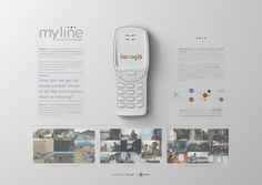 BREAKING NEWS: Innovation Lions Grand Prix awarded to 'My Line' by MullenLowe for Colombian Ministry of Communications and Technology at Cannes Lions 2018 - adobo Magazine Online Advertising Awards, Creative Advertising, Ads Creative, Print Advertising, Print Ads, Cv Original, Study Board, Interactive Media, Concept Board