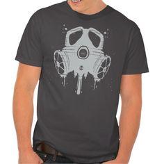 dubstep mask shirt grraffiti mask t shirt