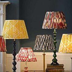 Smaller Wrappling table lamp in antique brass Table Lamps Large Floor Lamp, Wooden Floor Lamps, Bedside Lighting, Bedside Lamp, Shop Lighting, Pendant Lighting, Pooky Lighting, Paper Lampshade, Lamp Bases