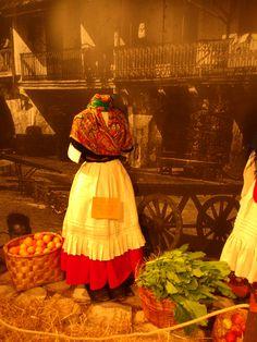 Exposición vestuario. Vigo 2013