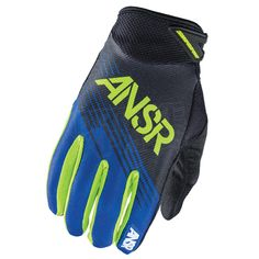 2015 Answer Syncron Gloves - Blue