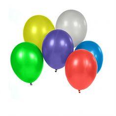 Originales globos metalizados para las fiestas más divertidas