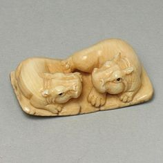 May, here's my Netsuke board... Start it with hippos in mammoth ivory.