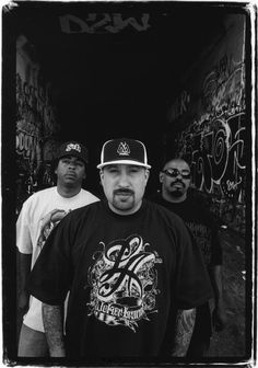 CYPRESS HILL- actually smoked pot openly on stage with cops in audience. Kansas city guess they don't care.