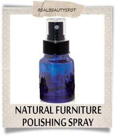 Natural Furniture Cleaner And Polish | Natural Furniture, Furniture Cleaner  And Homemade Furniture