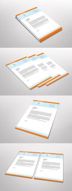 Itu0027s a Porisk Letterhead Template Design Details 300 DPI, CMYK - letterhead template