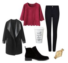 """""""Untitled #32"""" by denii-cristina on Polyvore featuring Giorgio Armani, Lucky Brand, Lacoste, Columbia and WorkDay"""