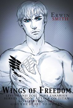 Erwin Smith and his wings of freedom
