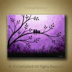 Black canvas painting ideas - Yahoo Image Search Results