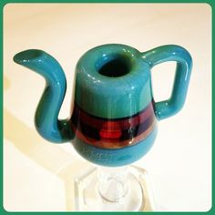 kurt b glass | Kurt B Teapot Slide at Culture Rising | GLASS PIPES