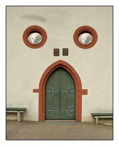 House Face by ~sicklittlemonkey on deviantART