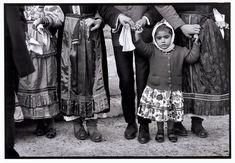 "Dancing at a festival. ""A Greek Portfolio""… Magnum Photos, Historical Clothing, Historical Photos, Costa, Greece Pictures, Generation Photo, Karpathos, Greece Photography, Greek Art"