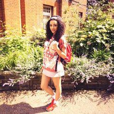Shereen Cutkelvin from Neon Jungle