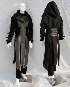 Custom Sith Assassin Costume