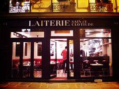 La Laiterie Sainte Clotilde, Restaurant à Paris  http://www.mrlung.com/2011/05/10/la-laiterie-sainte-clotilde-restaurant-a-paris/
