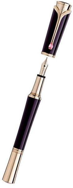 Montblanc Princesse Grace de Monaco Fountain Pen From ExecutiveEssentia...