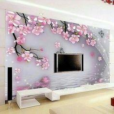 # Big Tree Wall Murals for Living Room Bedroom Sofa Backdrop TV Background Wall Stickers Home Art Decorations – BuzzTMZ