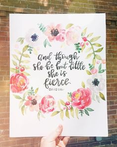 Would you like a Custom floral wreath painting? Head over to to bid on my donated listing and support a wonderful cause❤️ Watercolor Quote, Floral Wreath Watercolor, Watercolor Cards, Watercolor Flowers, Watercolor Paintings, Calligraphy Art, Caligraphy, Penmanship, Floral Quotes