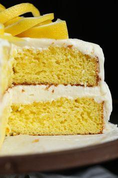 LEMONADE CAKE! This