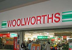 I miss Woolworths