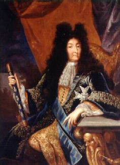 Louis XIV Roi George, French Royalty, Louis Xiv, Bourbon, Portraits, France, Artwork, Versailles, Photo Illustration