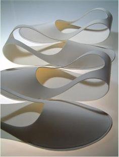 One Piece Slippers, 2004  Origami Bag, 2001     Fortune Cookie, 1997  Body Bag Series, 2000  via hirotadesign.com