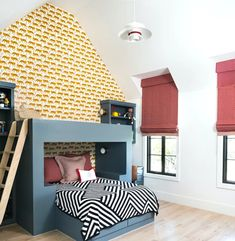 Brass Shelving, Modern Interior, Interior Design, Large Baths, Toddler Rooms, Stylish Bedroom, Can Lights, Upper Cabinets, Maine House