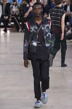 Lanvin Spring/Summer 2017 Menswear Collection | British Vogue