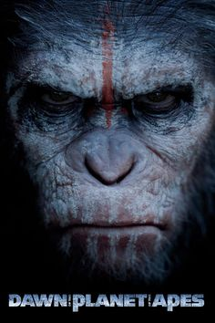 Century FOX has released the first official trailer for Dawn of the Planet of the Apes, an upcoming sci-fi film sequel directed by Matt Reeves. The film is Bon Film, Film Movie, Dawn Of The Planet, Planet Of The Apes, Great Films, Good Movies, Movies 2014, Awesome Movies, Action Movies