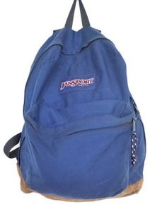 How JanSport was the ONLY backpack — which you, of course, one-strapped and customized with a Sharpie.