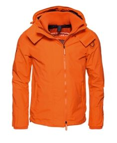 Superdry Hooded Technical Pop Zip Sd-windcheater In Orange Superdry Mens, Unisex Baby Clothes, Women's Socks & Hosiery, Orange, Trendy Plus Size, Boys Shoes, Sd, Bag Accessories, Hoods