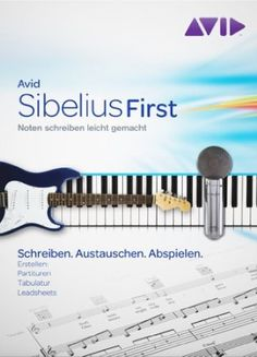 Avid Sibelius 6 First (D) Mini