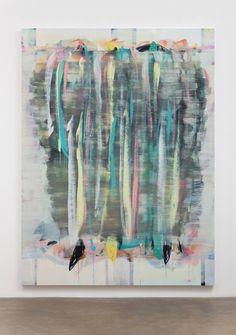 Jon Pestoni Artist Painting Mono 2014 305 x 228 cm David Kordansky Gallery Los Angeles