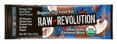 Raw Revolution Bar Choc Ccnut Bliss Org ** Be sure to check out this awesome product. (This is an affiliate link and I receive a commission for the sales)