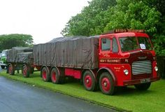 UYP 790, Leyland Octopus..Reid's Transport Ayr (Minishant) Vintage Trucks, Old Trucks, Old Lorries, Commercial Vehicle, Classic Trucks, Tractors, Dream Cars, Busses, Motorcycles