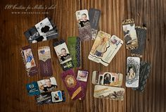 Preppy Findings Senior Rep Cards Collection by @Elena Cristurean