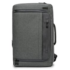 3 Way Backpack for Laptop Bag for College TOPPU 634 (6)