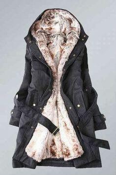 Son Moda Kışlık Mont
