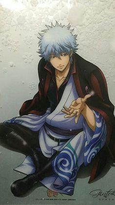 Hot Anime Guys, Anime Boys, Gintama Wallpaper, Anime Art, Kawaii, Cosplay, Cartoon, Manga, Crushes
