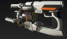 ArtStation - Gravity Manipulator 0.35 Prototype, Brent (Yuanqing) Liu