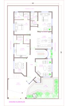 Home design plans ground floor. free custom home plans - ground floor plan Model House Plan, Shop House Plans, Best House Plans, Dream House Plans, House Floor Plans, Shop Plans, The Plan, How To Plan, Custom Home Plans