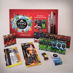 Witamy Ambasadorów w kampanii VIVO! Poznajcie nowoczesne e-papierosy i aromatyczne e-liquidy VIVO PREMIUM! Zapraszamy do aktywności w kampanii oraz wypełniania raportów z rozmów ze znajomymi. #VIVO #epapierosyjutra