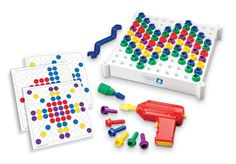 Educational Insights Design & Drill Activity Center Educational Insights http://www.amazon.com/dp/B00FNK6PP6/ref=cm_sw_r_pi_dp_qcXXtb1EGSY5BPVD