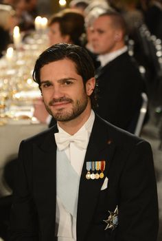 But let's forget her. | Prince Carl Philip Of Sweden Is The Hottest Royal Ever