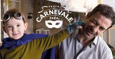 Festa di Carnevale Ikea 2014 - http://www.omaggiomania.com/eventi/festa-di-carnevale-ikea-2014/