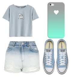 """""""Untitled #163"""" by laurakantarevic on Polyvore featuring WithChic, Topshop and Casetify"""