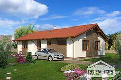 Rodinný dom - Bungalov 1082